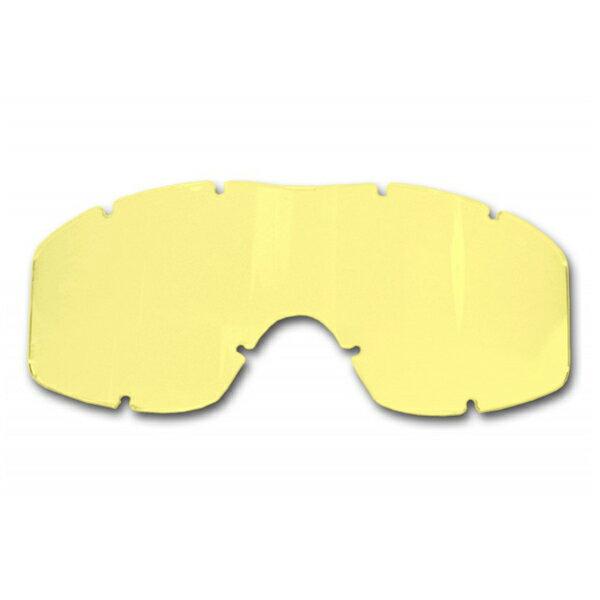 ESS 交換レンズ アジアンフィット プロファイル NVG 740-0258 [ ハイデフイエロー ] リプレイス サバイバルゲーム ミリタリーグッズ ミリタリー用品 サバゲー装備 アイウエア バイク 防塵ゴーグル 曇り止め