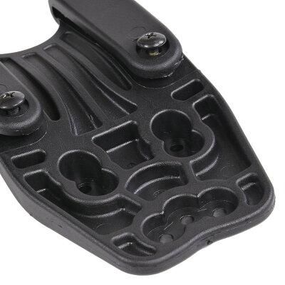 BLACKHAWKベルトプラットフォームSERPALV2対応44H90[ローライド]ブラックホークベルトアダプターホルスターパーツベルトループアダプターベルトアタッチメントサバゲ—サバイバルゲームサバゲ—装備