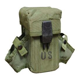 米軍放出品 マグポーチ M16自動小銃 30連用 ALICE装備 [ Aランク ] アメリカ軍 LC アリス装備 ミリタリーサープラス ミリタリーグッズ マガジンポーチ ライフルマグポーチ ライフルマガジンポーチ サバゲーポーチ