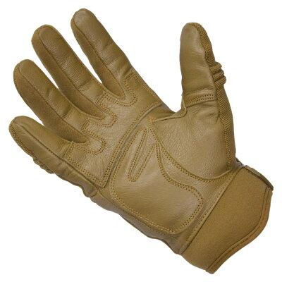 CONDORタクティカルグローブ15252タクティシャン[コヨーテブラウン/Sサイズ]コンドル革手袋レザーグローブ皮製皮手袋ハンティンググローブミリタリーグローブ