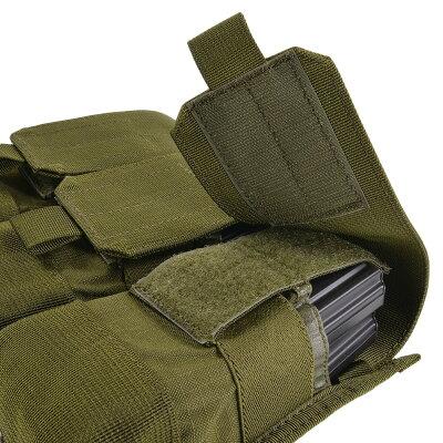 ブラックホークSTRIKEトリプルマグポーチM4/M16系6本収納37CL04[オリーブドラブ]MCマルチカモ|BlackhawkM4マガジンポーチM4マグポーチM16マグポーチトリプルマガジンポーチ弾倉
