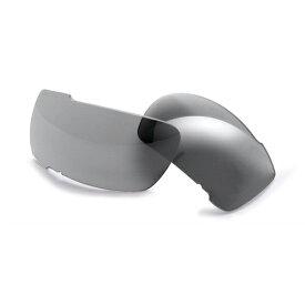 ESS 交換レンズ CDI MAXサングラス用 [ ミラーシルバー ] タクティカル 防弾 2.4mm厚 | メンズ スポーツ 紫外線カット UVカット グラサン 運転 ドライブ バイク ツーリング 曇り止め 透明 替えレンズ 予備レンズ 代えレンズ