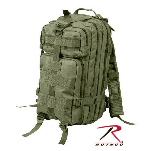 Rothco バックパック トランスポート [ オリーブドラブ ] 2584 リュックサック ナップザック デイパック カバン かばん 鞄 ミリタリー ミリタリーグッズ サバゲー装備