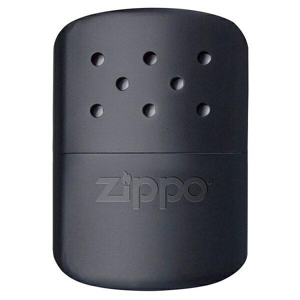 ZIPPO カイロ ハンディウォーマー オイル充填式 [ ブラック ] | ジッポー オイルライター