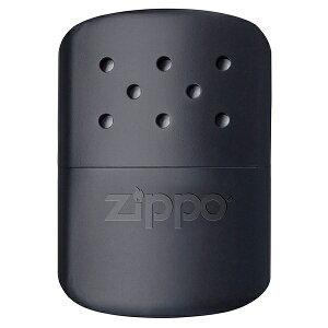 ZIPPO カイロ ハンディウォーマー オイル充填式 [ ブラック ] | ジッポー オイルライター ハクキンカイロ 白金カイロ ホッカイロ