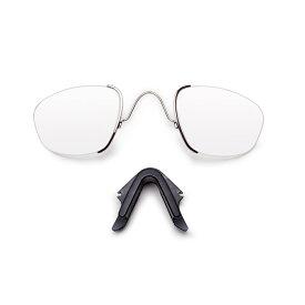 ESS レンズ装着パーツ Vice Rxインサート ノーズクリップ付 740-0308 メガネ対応アダプター |