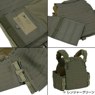 FirstSpesr軽量プレートキャリアStrandhoggSAPICUT実物[ブラック]ファーストスピアPlateCarrier防弾ベスト防弾チョッキサバゲー装備
