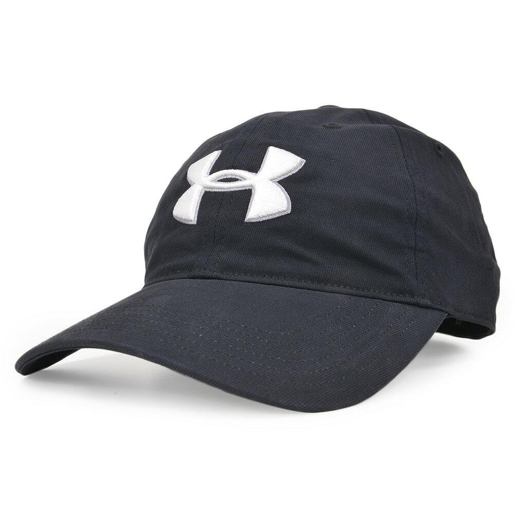 アンダーアーマー キャップ チノ UAロゴ [ ブラック ] ベースボールキャップ 野球帽 メンズ ワークキャップ ハット ミリタリーキャップ