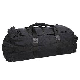 イギリス軍放出品 トラベルバッグ 80L バックパック リュックサック ボストンバッグ ブラックバック ミリタリー サバゲー 装備品