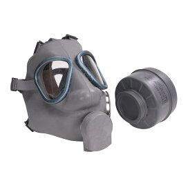 フィンランド軍放出品 M61ガスマスク 2ndモデル フェイスマスク 酸素マスク フルフェイス ラバー 払下げ 装飾用 サバゲー装備