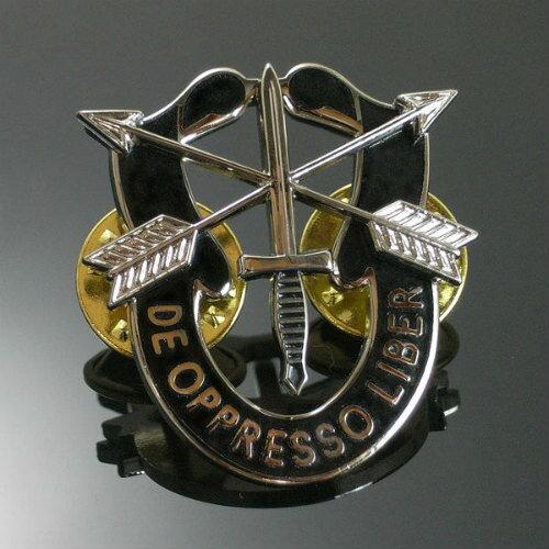 Rothco ピンバッジ 1541 グリーンベレー 米国陸軍特殊部隊 | ピンズ ミリタリーバッジ ミリタリーバッチ 記章 徽章 襟章 肩章 胸章 袖章 臂章 階級章