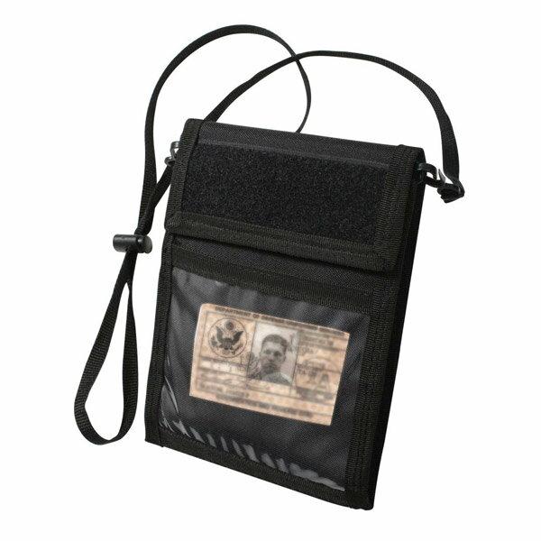 Rothco IDカードホルダー ブラック | ロスコ IDホルダー 名札入れ 社員証 IDカードケース