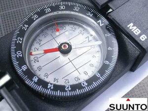 SUUNTO フィールドコンパス マッチボックス型 MB-6   方位磁石 方位磁針 磁気コンパス 登山 トレッキング 羅針盤 ミラーコンパス