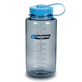 NALGENE ナルゲンボトル Tritan 広口 1.0L [ グレー ] キャンティーン 水筒 トライタン 1L 1リットル