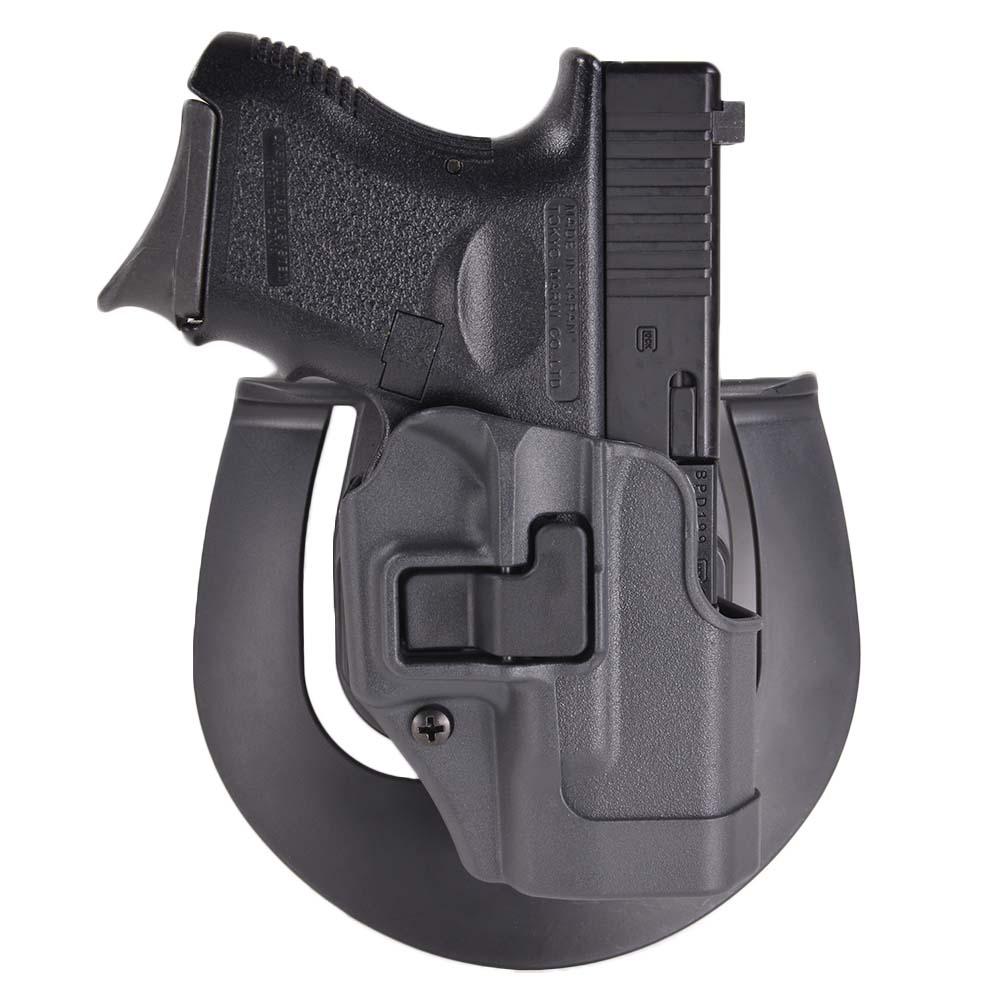 ブラックホーク SERPAホルスター スポーツスター マルイ グロック26適合 [ 右利き ] BHI Glock 262733 413501BK-R   Blackhawk