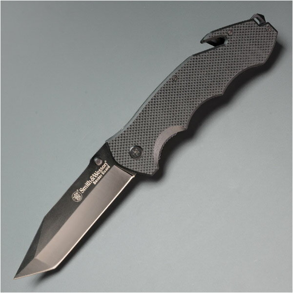 スミス&ウエッソン 折りたたみナイフ SWBG6T ボーダーガード Smith&Wesson 折り畳みナイフ フォルダー フォールディングナイフ ホールディングナイフ