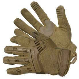 MechanixWear タクティカルグローブ M-Pact トレックドライ製 [ コヨーテ / Mサイズ ] メカニックスウェア ハンティンググローブ ミリタリーグローブ 手袋 軍用手袋 サバゲーグローブ LE装備