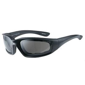 BOBSTER サングラス ES214 フォーマーズ2 スモーク ボブスター メンズ アイウェア 紫外線カット UVカット 保護眼鏡 保護メガネ 曇り止め バイカーサングラス バイカーグラス バイク乗り バイクサングラス