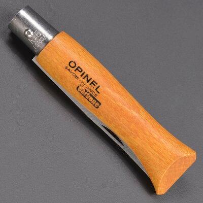OPINEL折りたたみナイフNo5カーボンスチールオピネル折り畳みナイフフォルダーフォールディングナイフホールディングナイフ