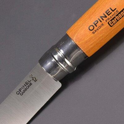 OPINEL折りたたみナイフNo12カーボンスチールオピネル折り畳みナイフフォルダーフォールディングナイフホールディングナイフ