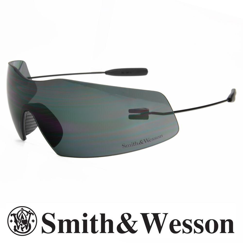 スミス&ウエッソン シューティンググラス ファントム ブラック S&W | スミス&ウェッソン Phantom サングラス メンズ 紫外線カット UVカット グラサン クレー射撃 保護眼鏡 保護メガネ 曇り止め