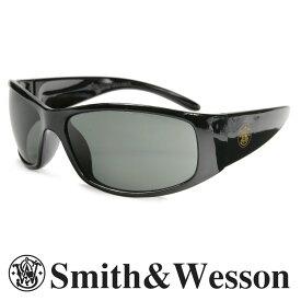 スミス&ウエッソン サングラス エリート ブラック S&W   スミス&ウェッソン メンズ スポーツ 紫外線カット UVカット グラサン 運転 ドライブ バイク ツーリング 曇り止め