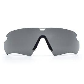 ESS クロスボウ サングラス用 交換レンズ [ スモークグレイ ] クロスボー Crossbow メンズ スポーツ 紫外線カット UVカット グラサン 運転 ドライブ バイク ツーリング 曇り止め 替えレンズ 予備レンズ 代えレンズ