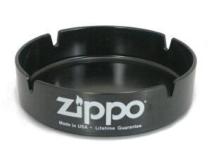 ZIPPO 卓上灰皿 プラスチック 黒 アッシュトレイ アッシュトレー | ジッポー オイルライター
