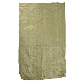 土のう袋 ミリタリーカラー PP製 口紐なし 土嚢 [ フォリアージュグリーン / 小 ] ガラ袋 がら袋 どのう サンドバック 土嚢袋 どのう袋 ドンゴロス 南京袋 土塁