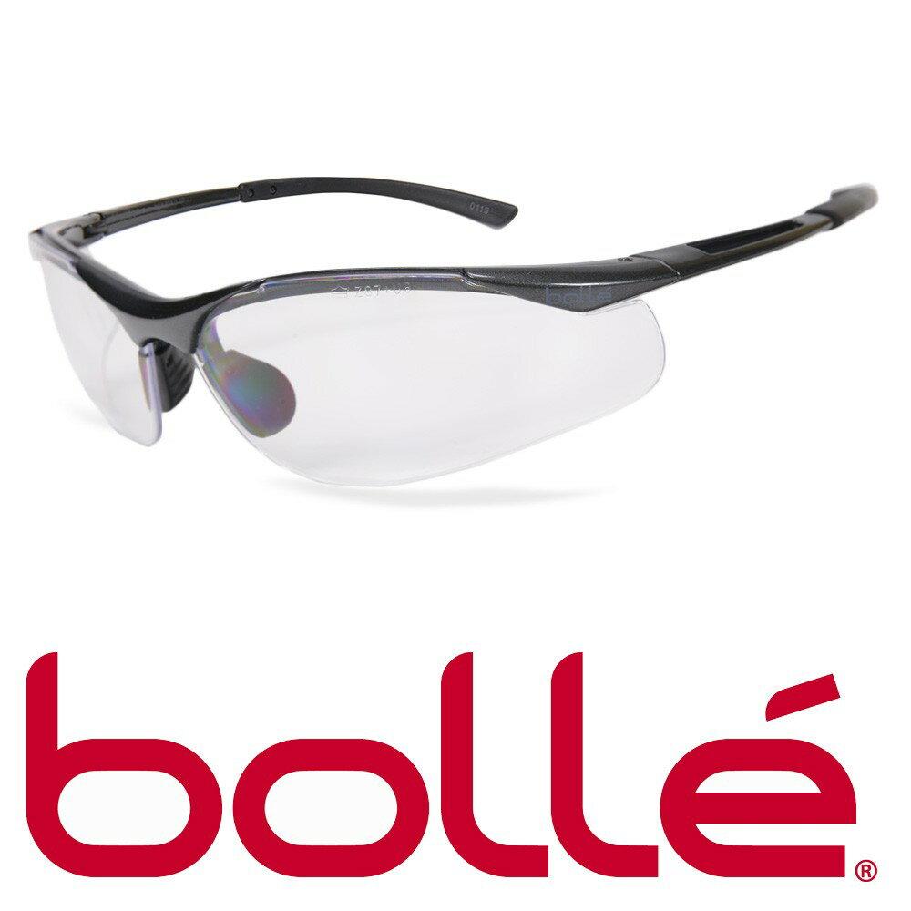 Bolle サングラス Contour クリアレンズ セーフティグラス