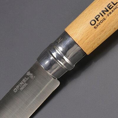 OPINEL折りたたみナイフNo12ステンレス鋼オピネル折り畳みナイフフォルダーフォールディングナイフホールディングナイフ