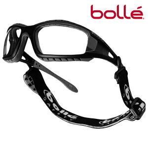 Bolle サングラス トラッカー クリア ボレー | メンズ スポーツ 紫外線カット UVカット グラサン 運転 ドライブ バイク ツーリング 曇り止め 透明 バイカーサングラス バイカーグラス バイク乗