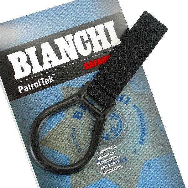 ビアンキ ライトホルスター 31307 パトロールテック リングタイプ  Bianchi サバゲー装備 ミリタリーグッズ サバイバルゲーム
