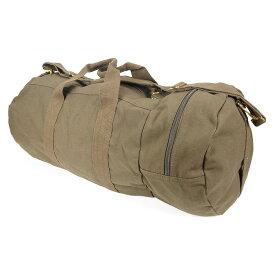 ROTHCO スポーツバッグ キャンバス ダブルエンダー [ アースブラウン ] 2373 |Rothco スポーツバック 旅行バッグ 旅行かばん 部活動 手提げカバン ミリタリーバッグ 手提げバッグ