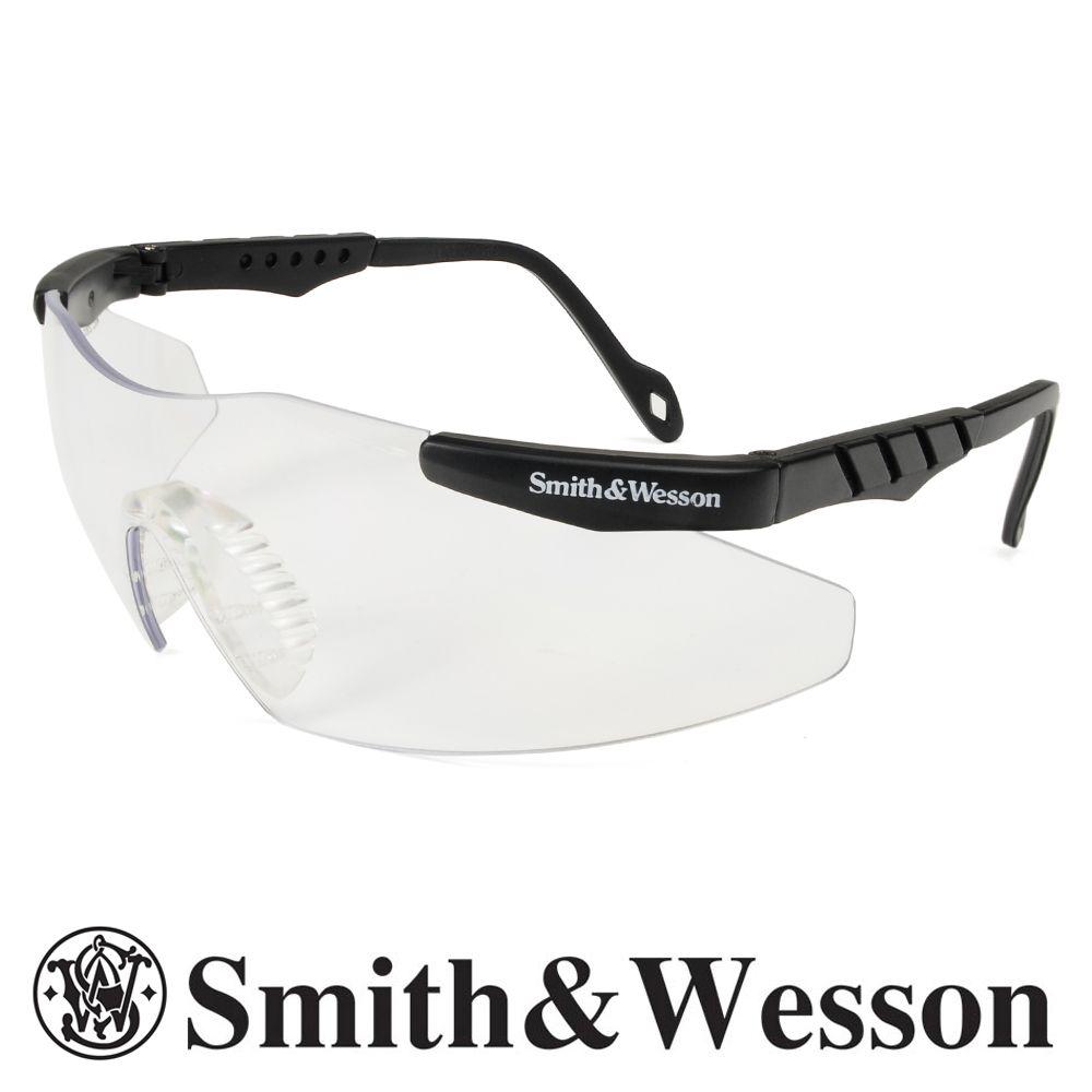 スミス&ウエッソン サングラス マグナム クリア S&W |スミス&ウェッソン メンズ スポーツ 紫外線カット UVカット グラサン 運転 ドライブ バイク ツーリング 曇り止め 透明