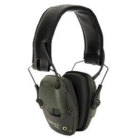 HOWARD LEIGHT 電子防音イヤーマフ NRR22 IMPACT SPORT [ マルチカムブラック ] ハワードレイト 22デシベル ヒアリングプロテクター 騒音 耳当て 工事用 防音ヘッドフォン