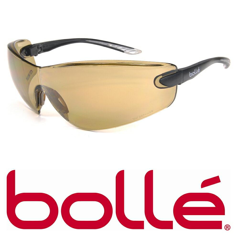 BOLLE セーフティーサングラス コブラ トワイライト 40112 ボレー メンズ アイウェア 紫外線カット UVカット 保護眼鏡 保護メガネ 曇り止め