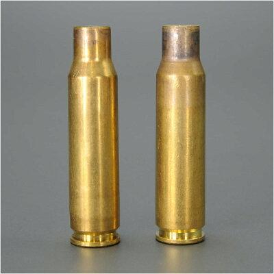 【中古】空薬きょうライフル弾.308弾2個