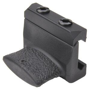 BLACKHAWK サムレスト 20mmレール対応 71RM00 [ ブラック ] ハンドサムレストグリップ THUMB REST ガングリップ トイガンパーツ サバゲー用品 ブラックホーク Picatinny フォアグリップ ライフルグリップ