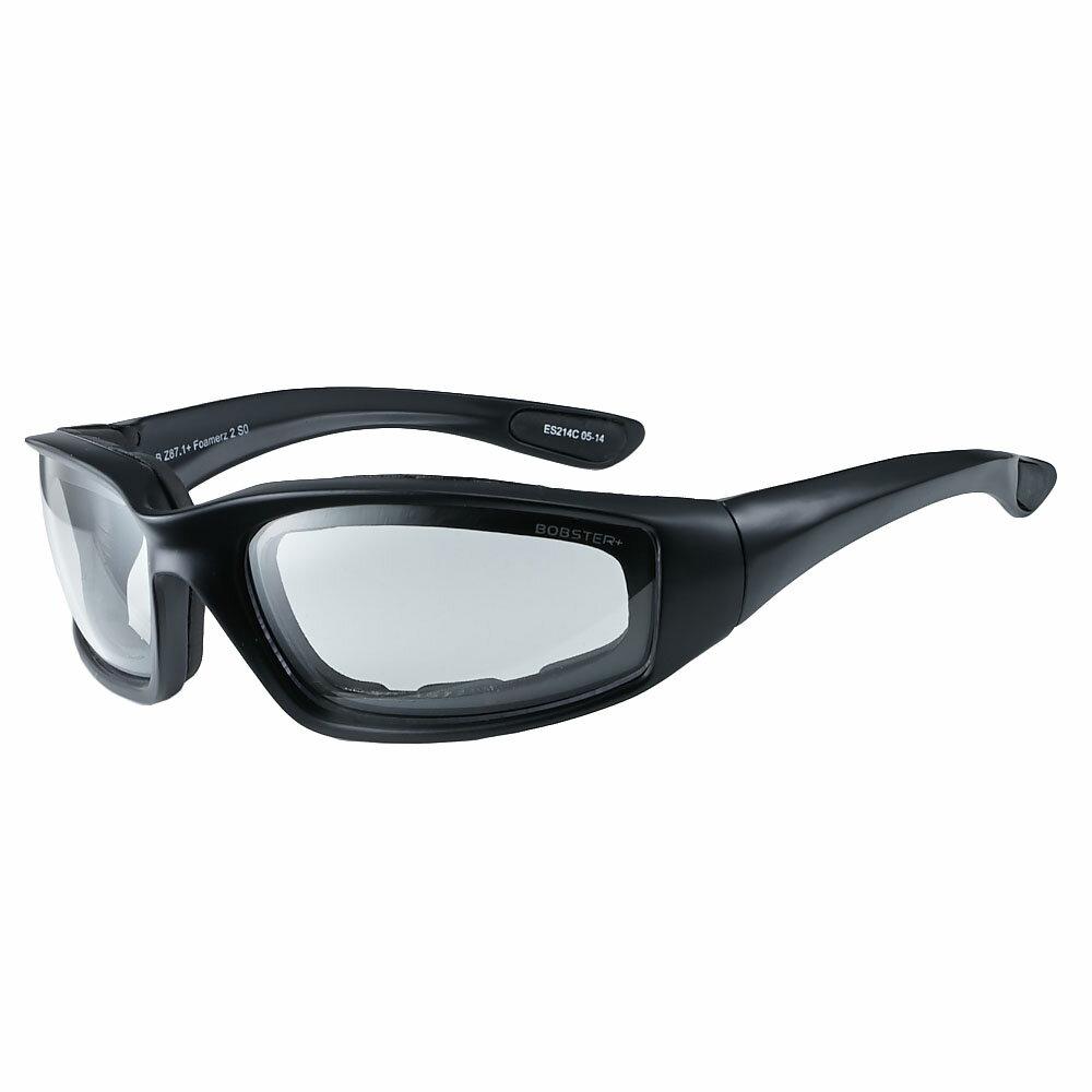 BOBSTER サングラス ES214C フォーマーズ2 クリアー ボブスター メンズ アイウェア 紫外線カット UVカット 保護眼鏡 保護メガネ 曇り止め