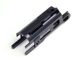 LayLax エアガンパーツ M1911他対応 フェザーウェイトピストン ブラック コイルスプリングガイド 東京マルイ Hi-CAPA5.1 4.3 M1911ガバメント M.E.U ガスガン サバゲー装備 ミリタリーグッズ サバイバルゲーム