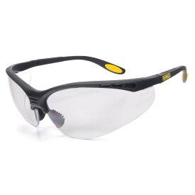 DEWALT セーフティグラス クリア セーフティーグラス   デウォルト メンズ アイウェア 紫外線カット UVカット サングラス 保護眼鏡 保護メガネ 曇り止め 透明 保護めがね 安全メガネ 作業用メガネ