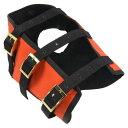 HHD 防牙ベスト 猟犬用 BAY VEST 狩猟 ケブラー3層構造 [ Sサイズ ] ドッグウエア BayVEST ベイベスト ハンティング オレンジ 安全ベス…