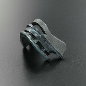 ESS アジアンフィット・ノーズクリップ ICE クロスボウ [ ミドルタイプ / ブラック ] 100-690-001 クロスボー Crossbow 3LS アイス3 アイシールド