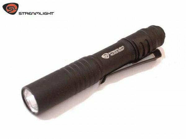 STREAMLIGHT 懐中電灯 マイクロストリーム | Streamlight ハンディライト アウトドア 懐中電気 明るいライト 強力 防災 AAAセル 単4電池 単四電池