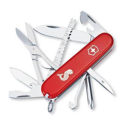 VICTORINOX アーミーナイフ フィッシャーマン | Victorinox ツールナイフ マルチツール 十徳ナイフ キャンピングナイフ 万能ナイフ