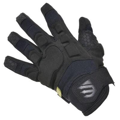 ブラックホークSOLAGハードナックルグローブINSITINCTフルグローブ[Mサイズ]人工革手袋ハンティンググローブタクティカルグローブミリタリーグローブ