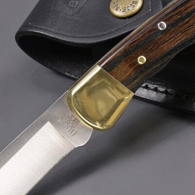 BUCK折りたたみナイフ110FGフォールディングハンターフィンガーグループ折りたたみ110|バックナイヴズバック折り畳みフォルダーホールディング