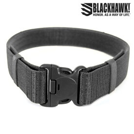 ブラックホーク デューティーベルト 2.25インチ [ Lサイズ / ブラック ] Blackhawk 41WB02BK   BHI タクティカルベルト ミリタリーベルト ミリタリーグッズ ミリタリー用品 サバゲー装備