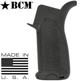 BCM 実物 ガングリップ Mod1 ガンファイターグリップ M4/AR15対応 [ ブラック ] ラバーグリップ ハンドガン カスタムパーツ カスタムグリップ ブラボーカンパニー